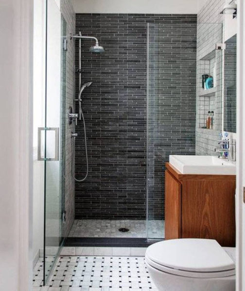Big Tile Or Little Tile? How To Design For Small Bathrooms And Living Spaces On Suncoast View - Tile Outlets Of America
