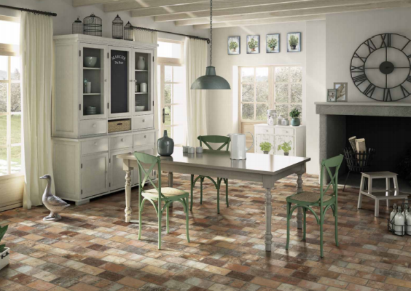 How To Design With Brick Porcelain Tile - Tile Outlets Of America