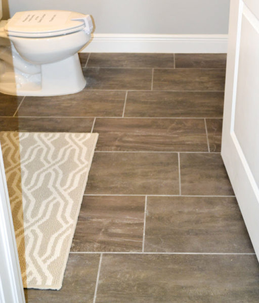 Big Tile Or Little Tile How To Design For Small Bathrooms And Living Spaces On Suncoast View Tile Outlets Of America
