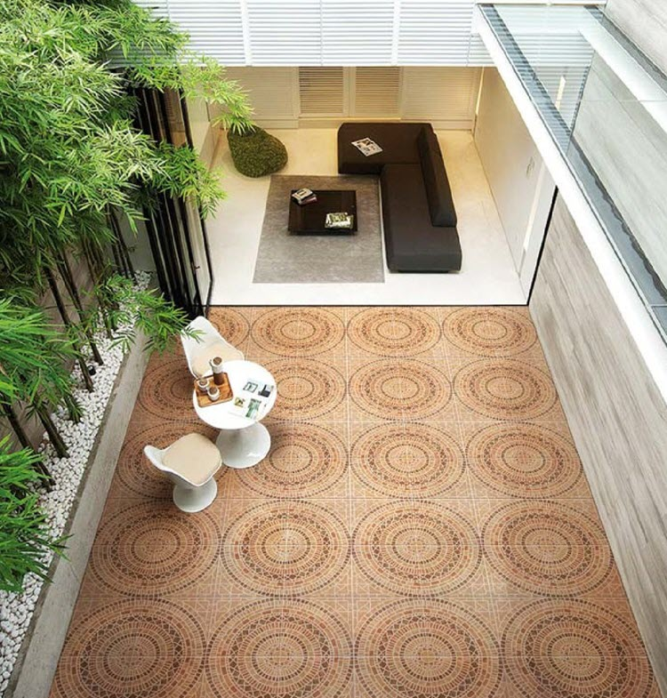 14 Outdoor Tile Collections To, Tile Outdoor Patio
