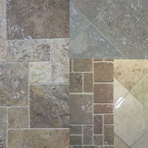Travertine Tile Finishes Honed Tumbled Polished And Chiseled Edge Tile Outlets Of America